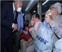 وزير النقل: استمرار سير قطارات الصعيد لمحطتها النهائية
