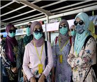 129 إصابة جديدة بفيروس كورونا في إندونيسيا.. والإجمالي 1414 حالة