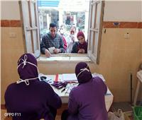 بالصور| انتظام تسليم 560 ألف شريحة تابلت للطلاب من «المصرية للاتصالات»
