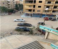 امسك مخالفة| محل «محمصات» يخترق حظر التجوال في حدائق الأهرام