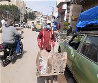 ضمن إجراءات الحد من انتشار كورونا.. البيئة تبحث سبل وقاية العاملين بمنظومة النظافة