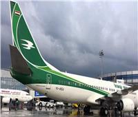إستئناف رحلات الجسر الجوي الاستثنائية إلى العراق عبر مطار القاهرة