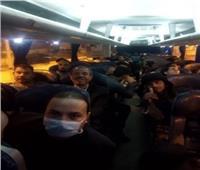 «الوزير» يتابع نقل ركاب 3 قطارات إلى الميادين بـ«السوبرجيت»