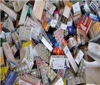 ضبط أكثر من 16 ألف عبوة دوائية غير صالحة للاستهلاك الآدمي بالشرقية
