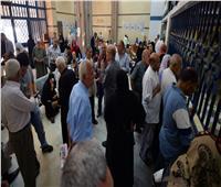 فتح صالة مركز شباب الزينية بحري كإستراحة تيسيرا لصرف المعاشات