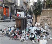 """""""القمامة"""" تطيح برؤساء أحياء بالقاهرة"""