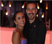 شاهد| كيف احتفل أحمد داوود بعيد زواجه العاشر