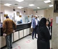 «القباج» تتابع انتظام صرف المعاشات بـ93 فرعا لبنك ناصر الاجتماعي