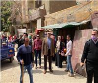 نائب محافظ القاهرة: تسكين 19 أسرة متضررة من محور رمسيس روكسي ببدر