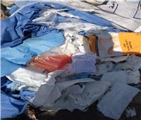 كارثة صحية بالإسكندرية.. مخلفات طبية بصناديق القمامة في سموحة