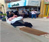 امسك مخالفة| زحام على سوبر ماركت في الإسماعيلية