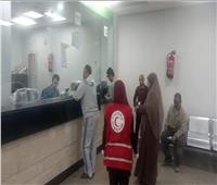 «شوشة»: إجراءات للتيسير علي أصحاب المعاشات في سيناء