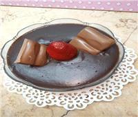 حلو اليوم| طريقة بودنج الشوكولاتة في 5 دقائق