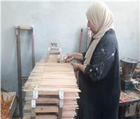 حكايات| كيف يُصنع البخور؟.. نشارة خشب وعطور في «العجانة»