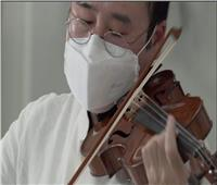حفلة موسيقية للمصابين بكورونا في كوريا الجنوبية