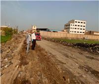 وزير التنمية المحلية يسجيب لشكاوى تراكم القمامة في القليوبية