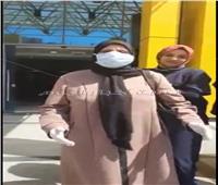 بشرة خير.. خروج 27 حالة بعد التعافي من فيروس كورونا