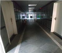 إغلاق مستشفى طوسون ومعملين تحاليل بالمستشفيات 14 يوماً وحجر صحى للعاملين