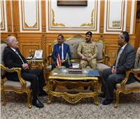 بمناسبة انتهاء عمله في مصر| «العصار» يشيد بجهود السفير الباكستاني