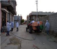 محافظ شمال سيناء يؤكد تطهير وتعقيم 312 منشأة ومصلحة حكومية