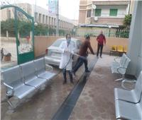 تفعيل مبادرة «كلنا مسئول» لتكثيف حملات التعقيم بمدن وقرى سيناء