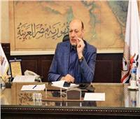 رئيس حزب «المصريين»: السيسي يضع صحة المواطن فوق أي اعتبار