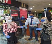 «سعفان» يتابع الإجراءات الاحترازية بالمنشآت حفاظًا على سلامة العمال