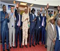 استئناف مفاوضات السلام السودانية في جوبا