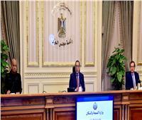 صور وفيديو| تفاصيل اجتماع اللجنة العليا لإدارة أزمة فيروس كورونا