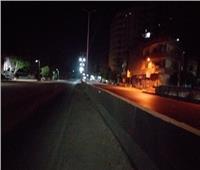 صور| «طوخ».. الشرطة خلية نحل منتشرة بالشوارع لتطبيق حظر التجول