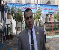 النائب خالد أبو طالب يطمئن أهالي المرج: لا داعي للخوف الزائد والهلع من كورونا