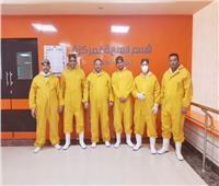 رئيس جامعة جنوب الوادي يُثمن دور أطباء مستشفيات قنا الجامعية