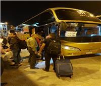 وزير النقل يتابع نقل ركاب قطارين قادمين من الأقصر وأسوان للقاهرة