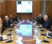 بحث التعاون المشترك بين «الإنتاج الحربي» و«الهيئة الاقتصادية لقناة السويس»