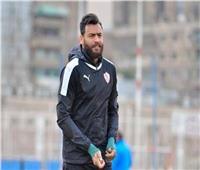 محمد عبدالغني مداعباً أبوجبل: «بيصدعني»