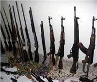 «أر بى جى» وقنابل بمضبوطات مقر القيادة الإرهابية بـ«حيثيات أنصار بيت المقدس»