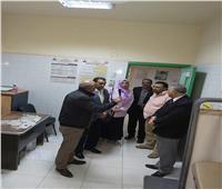 إخلاء «كفر الزيات العام» وعلاج المرضى بالمستشفيات الخاصة مجانًا