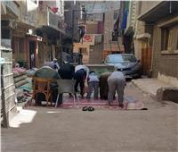 امسك مخالفة| مسجد في المحلة يخالف قرار الأزهر والأوقاف