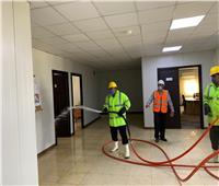 وزير الإسكان: عمليات تطهير وتعقيم لمواقع المشروعات بالعاصمة الإدارية الجديدة
