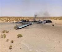 الجيش الليبي يسقط 3 طائرات مسيرة لميليشيات الوفاق بمنطقة الوشكة