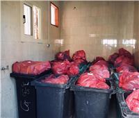 «البيئة» تكثف جهودها للحد من بؤر التلوث لمواجهة فيروس «كورونا»