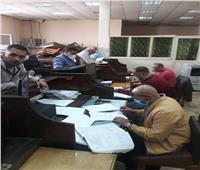 استئناف العمل بمركز الجمرك المطور بميناء الإسكندرية