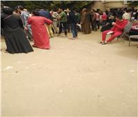 امسك مخالفة| تجمع كبير للمواطنين أمام مكتب بريد بشبرا الخيمة