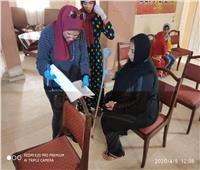 جامعة حلوان تطلق مبادرة لدعم العمالة اليومية