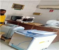 جهاز «سى ار» هدية من الأورمان لمستشفى حميات العباسية للمساعدة في تشخيص فيروس كورونا