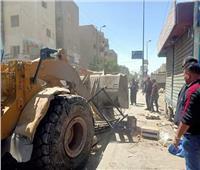 محافظ القاهرة يؤكد على نوابه بضرورة الجولات الميدانية للقضاء على الإشغالات والمخالفات