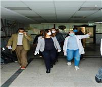 تحديد 3 مستشفيات للعزل بدمياط