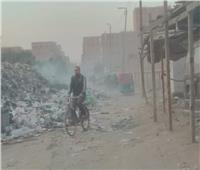 أهالي شبرا الخيمة يشكون رئيس الحي لوزير التنمية المحلية بسبب القمامة