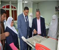 سلبية تحاليل ١٣ مريض من دمياط بمستشفى العزل بالدقهلية
