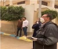فيديو.. رئيسة مجلس مدينة قها تشجع مرضى فيروس كورونا بالأغاني الوطنية